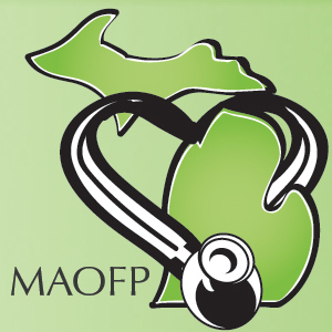 Michigan Association of Osteopathic Family Physicians Logo